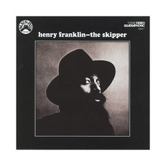 <!--020120925003168-->Henry Franklin - 'The Skipper' [CD]