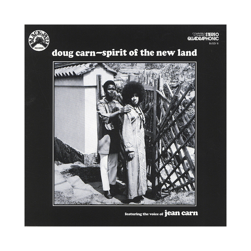 <!--2012010113-->Doug Carn - 'Spirit of the New Land' [CD]