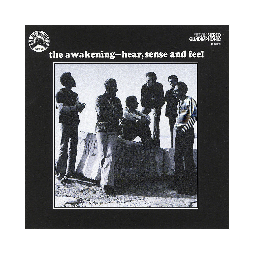 <!--020120101052088-->The Awakening - 'Hear, Sense and Feel' [CD]
