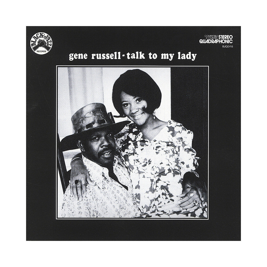 <!--120120101052308-->Gene Russell - 'Talk to My Lady' [CD]