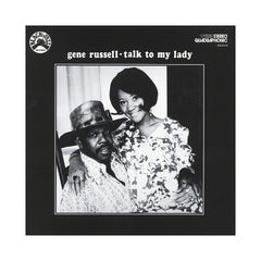 <!--020120101052308-->Gene Russell - 'Talk to My Lady' [CD]