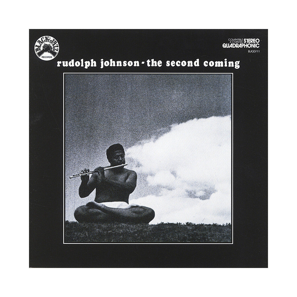 <!--2012010119-->Rudolph Johnson - 'The Second Coming' [CD]