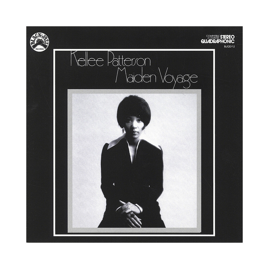 <!--120120101052203-->Kellee Patterson - 'Maiden Voyage' [CD]