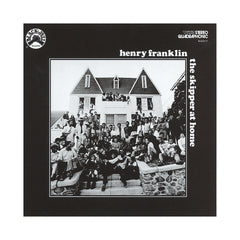 <!--020130521056197-->Henry Franklin - 'The Skipper At Home' [CD]