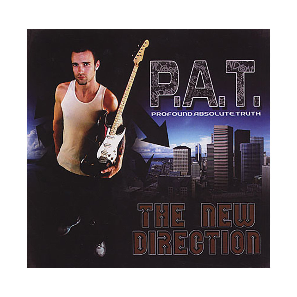 <!--020111111040709-->P.A.T. - 'The New Direction' [CD]