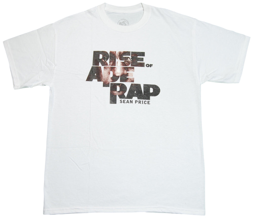 <!--2012011735-->Sean Price - 'Rise Of Ape Rap' [(White) T-Shirt]