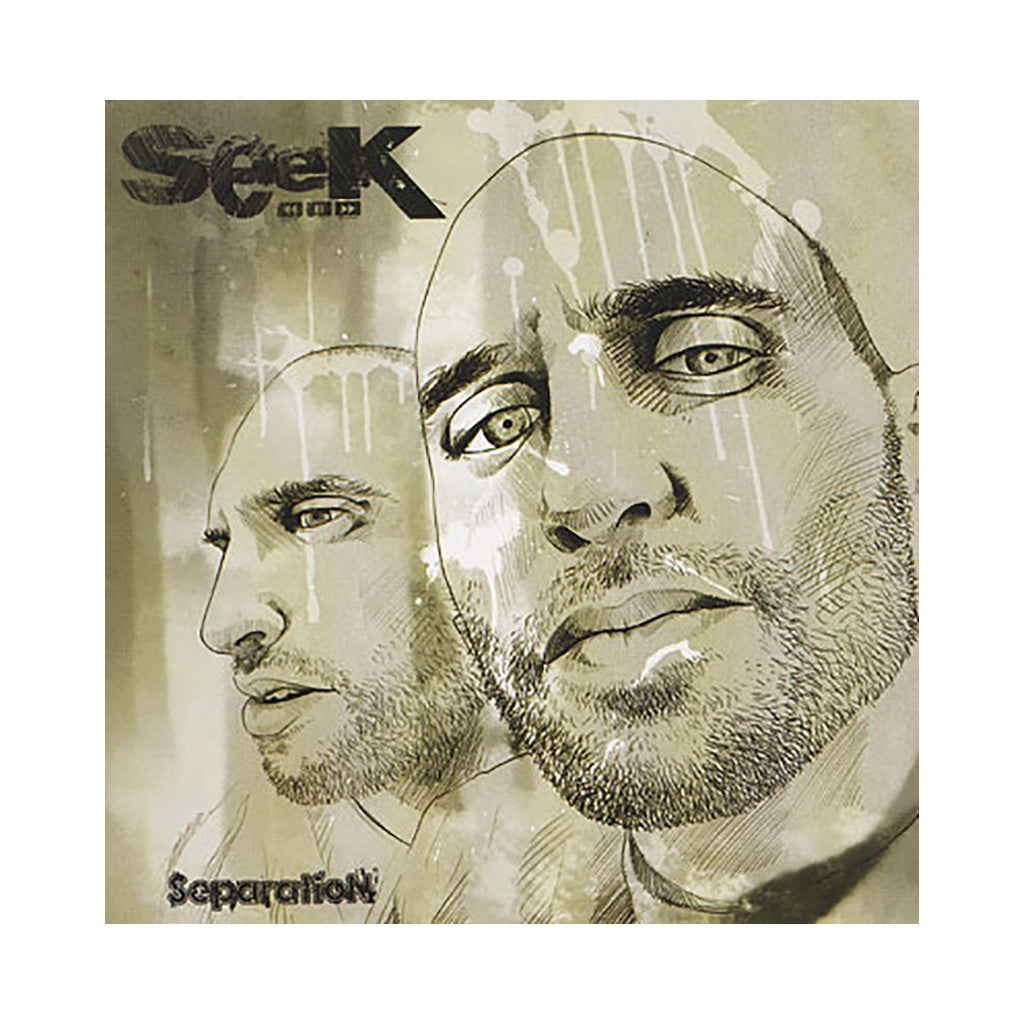 Seek - 'Separation' [CD]