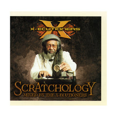 <!--020030415000691-->The X-Ecutioners - 'Scratchology' [CD]