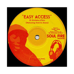 "El Michels Affair - 'Easy Access' [(Black) 12"" Vinyl Single]"