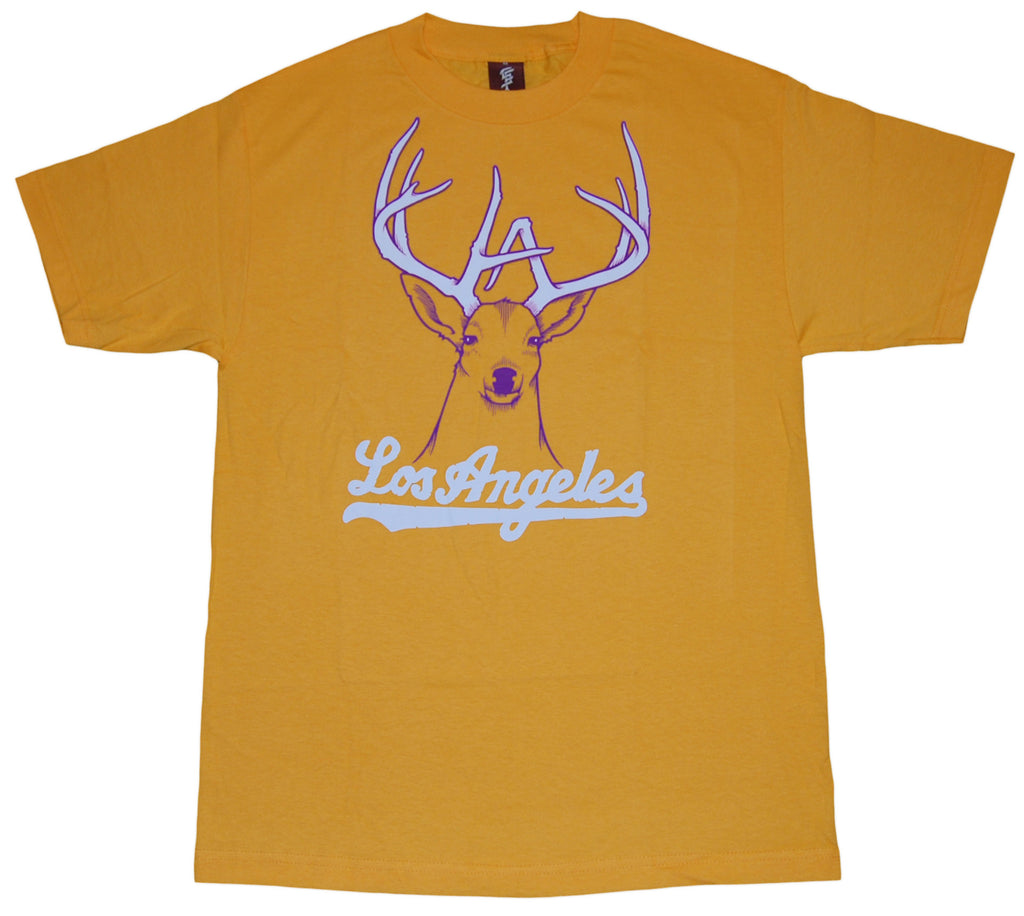 <!--2012081445-->superFishal - 'Buck LA' [(Dark Yellow) T-Shirt]