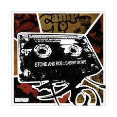 Camp Lo - 'Stone And Rob: Caught On Tape' [CD]