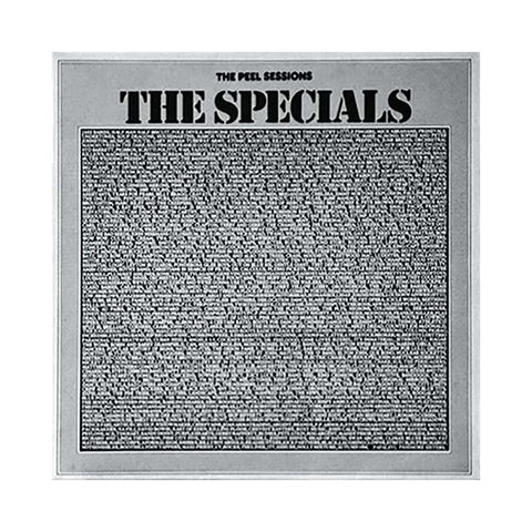 The Specials - 'Complete Peel Sessions' [(Black) Vinyl LP]