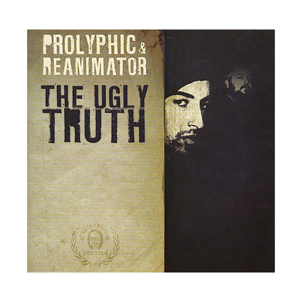 Prolyphic & Reanimator - 'The Ugly Truth' [CD]