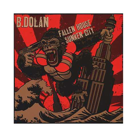 B. Dolan - 'Fallen House, Sunken City' [(Black) Vinyl [2LP]]