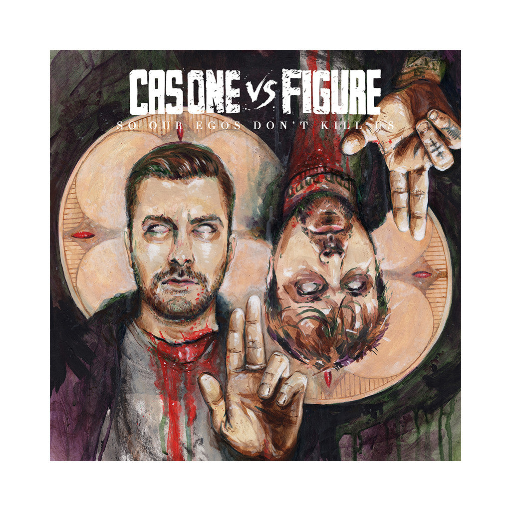 <!--120170421075042-->Cas One vs Figure - 'So Our Egos Don't Kill Us' [CD]