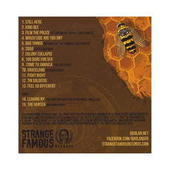 B. Dolan (Mixed By: Buddy Peace) - 'House Of Bees Vol. 2' [CD]