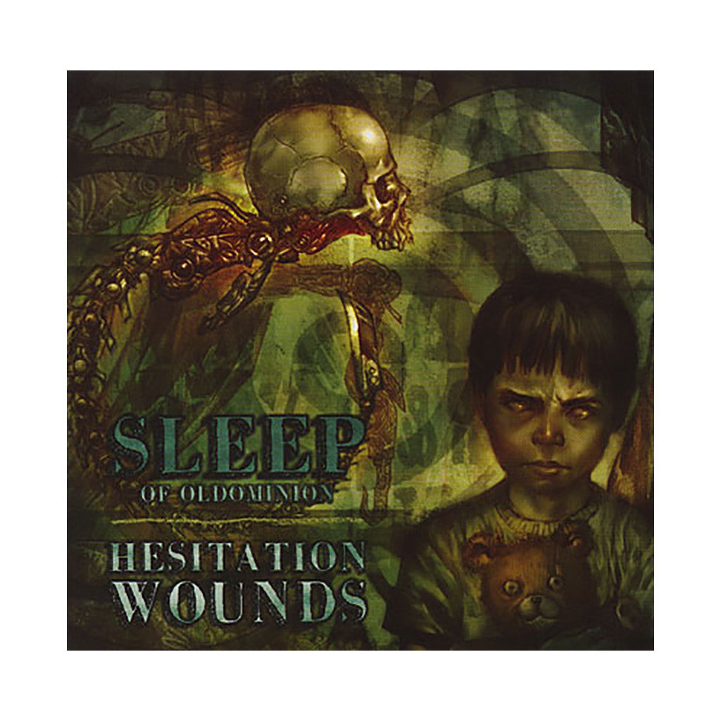Sleep - 'Hesitation Wounds' [CD]