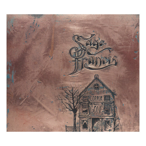 Sage Francis - 'Copper Gone' [CD]
