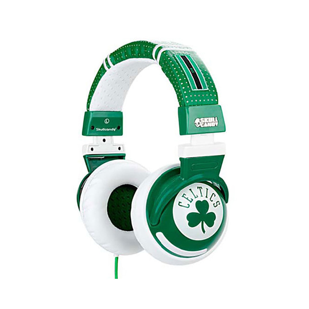 <!--020091229019548-->Skullcandy: Player Series x NBA: Boston Celtics - 'Kevin Garnett Hesh w/ Mic' [(Celtics) Headphones]