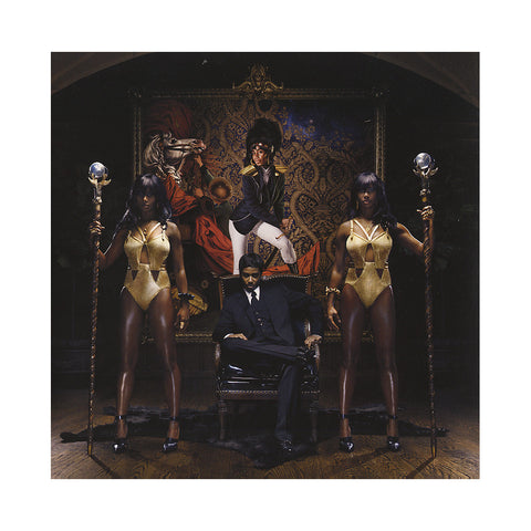Santigold - 'Master Of My Make Believe' [(Black) Vinyl LP]
