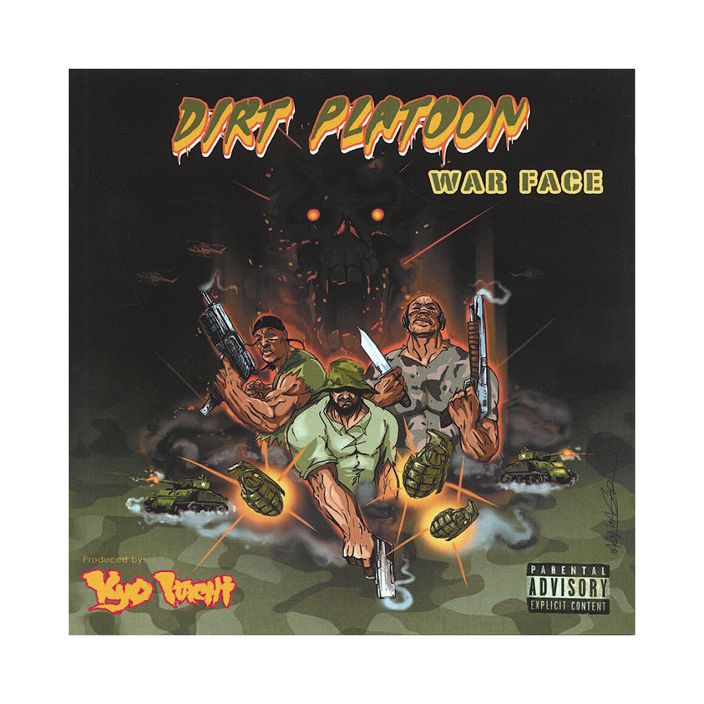 <!--2013071155-->Dirt Platoon & Kyo Itachi - 'Army Of Two' [Streaming Audio]