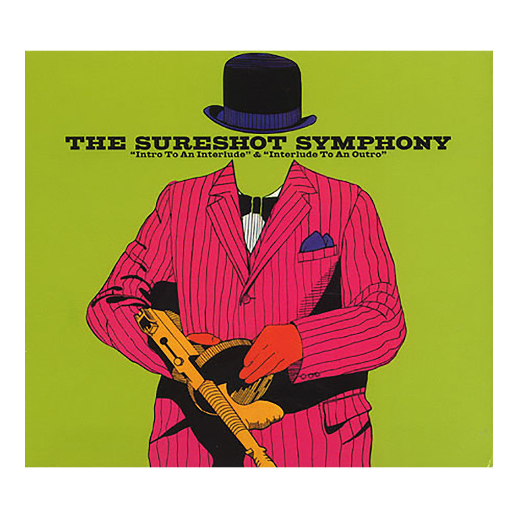 The Sureshot Symphony - 'Intro To An Interlude & Interlude To An Outro' [CD [2CD]]