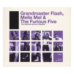 Grandmaster Flash, Melle Mel & The Furious Five - 'The Definitive Groove Collection' [CD [2CD]]