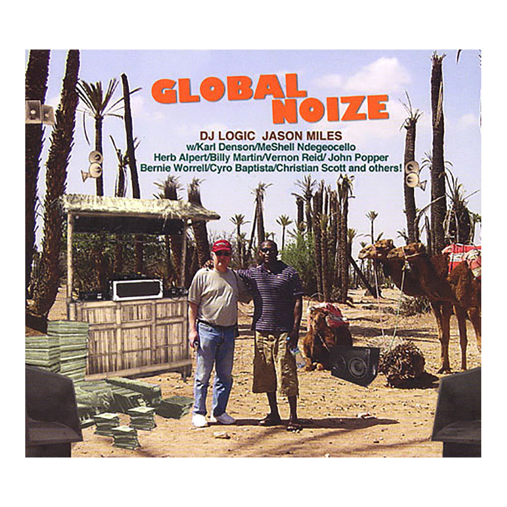 Global Noize (DJ Logic Presents) - 'Global Noize' [CD]