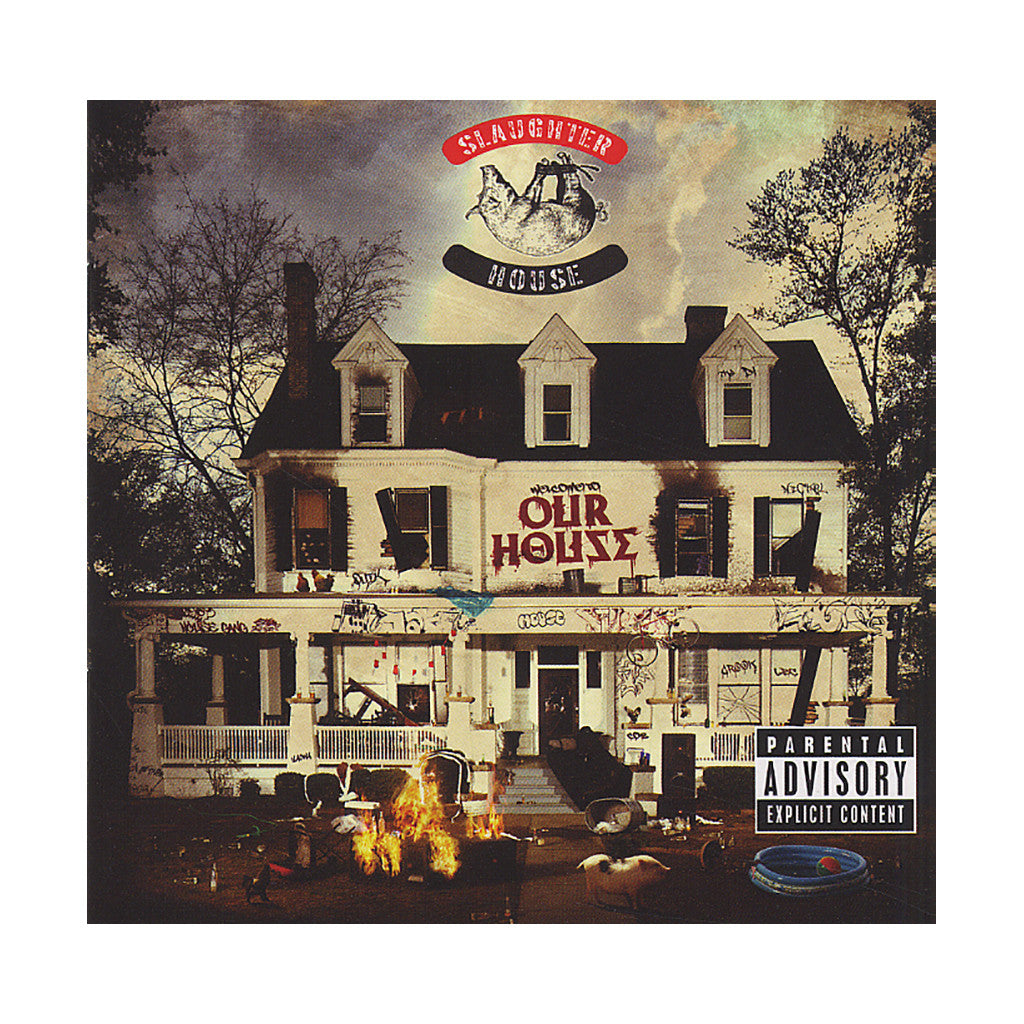 <!--120120828047601-->Slaughterhouse - 'Welcome To: Our House' [CD]