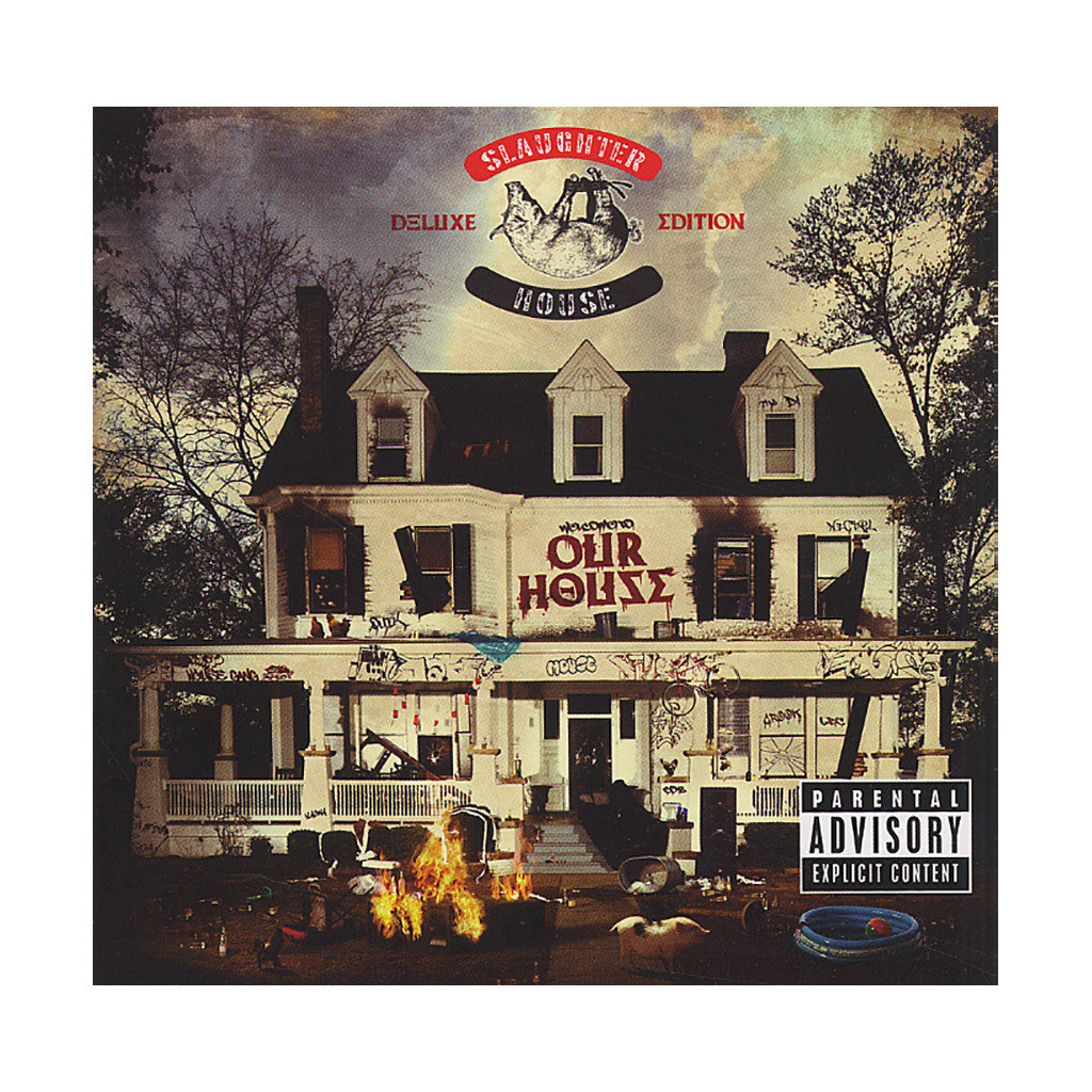 <!--2012082849-->Slaughterhouse - 'Welcome To: Our House (Deluxe Edition)' [CD]
