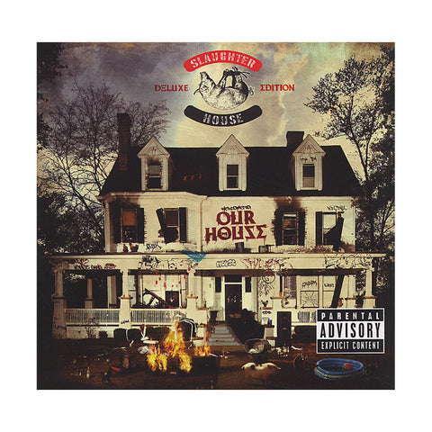 Slaughterhouse - 'Welcome To: Our House (Deluxe Edition)' [CD]