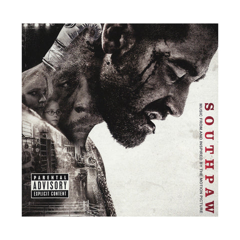 Various Artists - 'Southpaw: Music From And Inspired By The Motion Picture' [CD]
