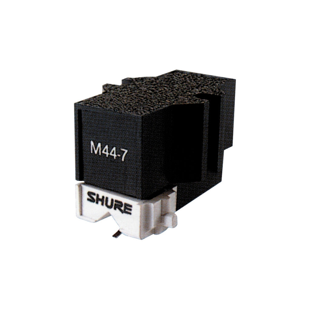 Shure - 'M44-7 Cartridge + Stylus' [Cartridges/ Headshells/ Styli]