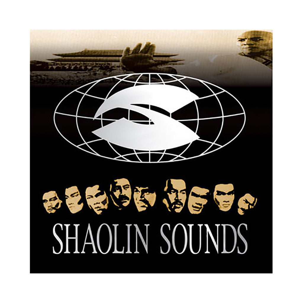 Shaolin Sounds - 'Breakbeats, Sound Effects, Loops & Grooves (Used By Wu-Tang Clan) Vol. 1' [CD]