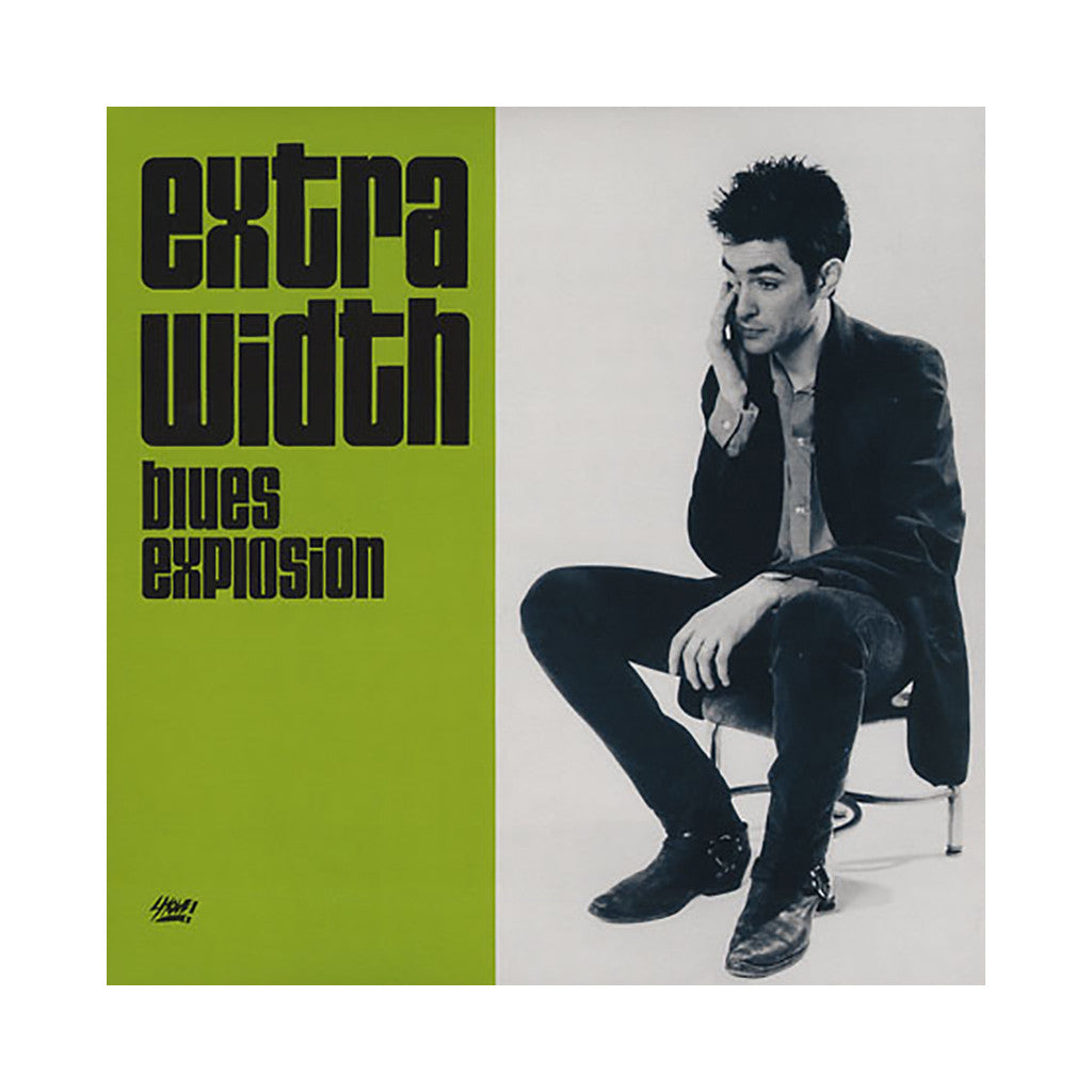<!--120100810000802-->The Jon Spencer Blues Explosion - 'Extra Width' [CD [2CD]]