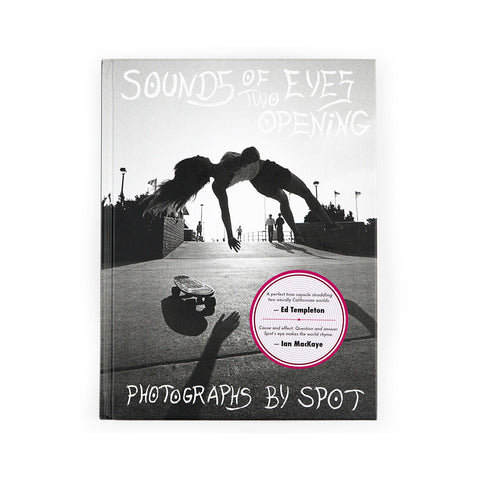 "[""SPOT, Johan Kugelberg, Ryan Richardson - 'Sounds Of Two Eyes Opening' [Book]""]"