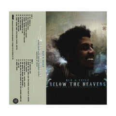 Blu & Exile - 'Below The Heavens' [(White) Cassette Tape]