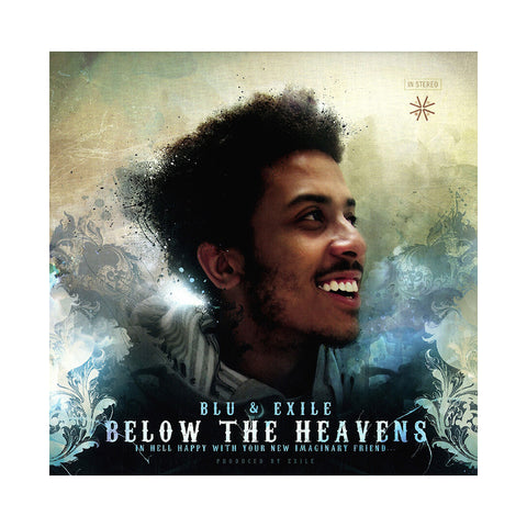 "[""Blu & Exile - 'Below The Heavens (7\"" Vinyl Single)' [(Black) Vinyl [2LP]]""]"