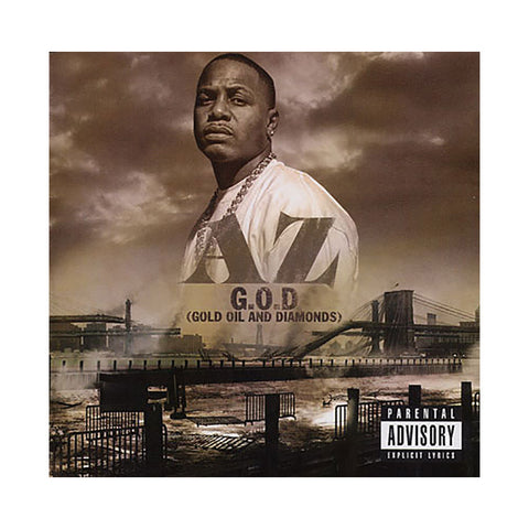 AZ - 'G.O.D.: Gold, Oil And Diamonds' [CD]