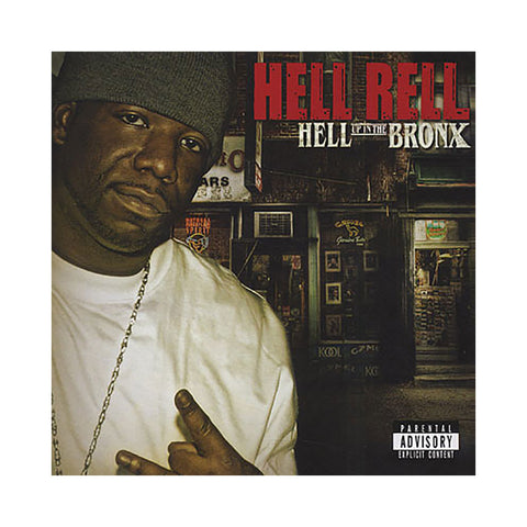 Hell Rell - 'Hell Up In The Bronx' [CD]