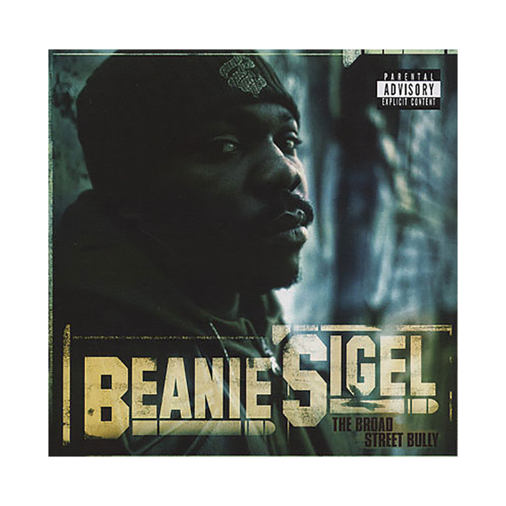 Beanie Sigel - 'The Broad Street Bully' [CD]