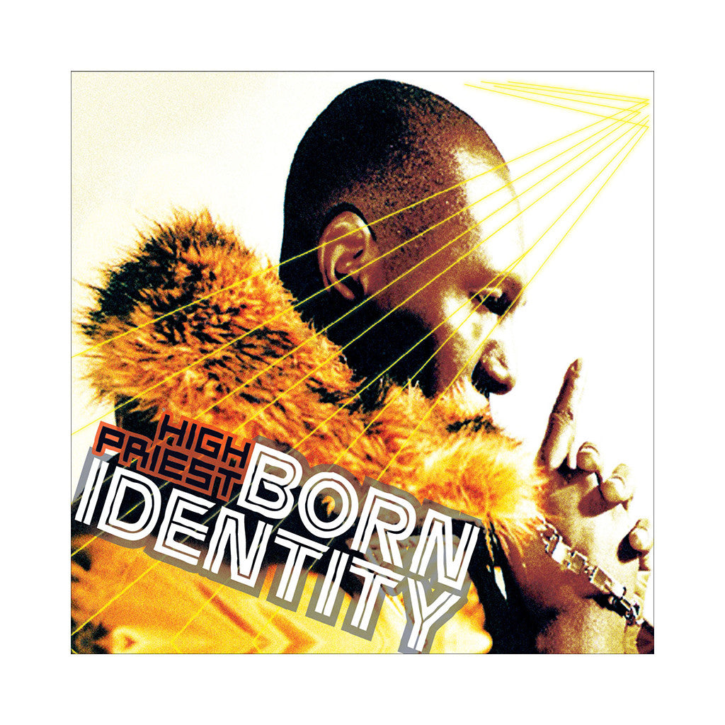 <!--020070220008724-->High Priest - 'Born Identity' [CD]