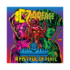 CZARFACE - 'A Fistful of Peril' [CD]