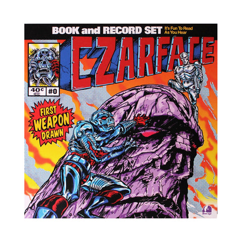 CZARFACE - 'First Weapon Drawn: A Narrated Adventure' [(Black) Vinyl LP]