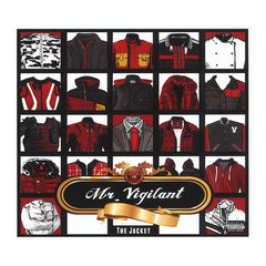 <!--020130423054835-->Mr. Vigilant - 'The Jacket' [CD]