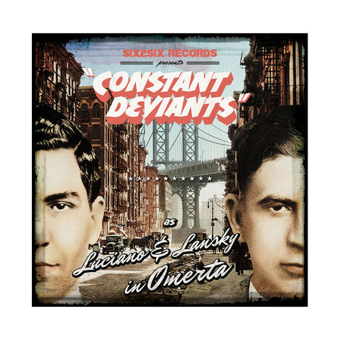 Constant Deviants - 'Make My Bones' [Streaming Audio]