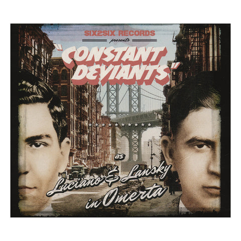 Constant Deviants - 'Omerta' [CD]