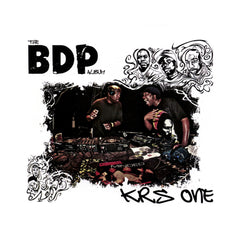 <!--020131119060706-->Boogie Down Productions - 'The BDP Album' [CD]