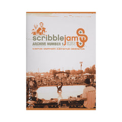 <!--020041102011625-->Scribble Jam - 'Archive Number 1 (3 Complete Videos - 2000 Video # 4, 2001 Video # 5, Best Of SJ)' [DVD]