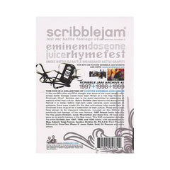 <!--020060103006276-->Scribble Jam - 'Archive Number 2 (Lost MC Scribble Jam Battle Footage 97-99)' [DVD]